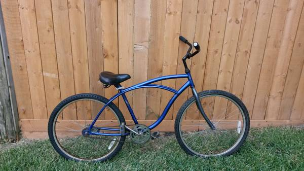 Ratrod Beach Cruiser - $40 (Cypress)