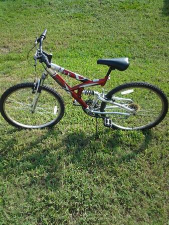 NEXT Power X Mens 26 Mountain Bike - $60 (Katy Cypress Tx)