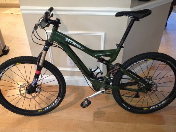 2007 Specialized Stumpjumper FSR Comp - $1000 (League City)