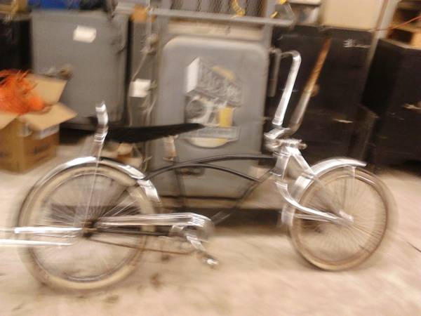 lowrider bike for sale or trade - $250 (Baytown)