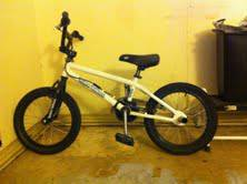 16Haro freestyle (dave Mirra)360 neck Bike  - $100 (45 south 610)