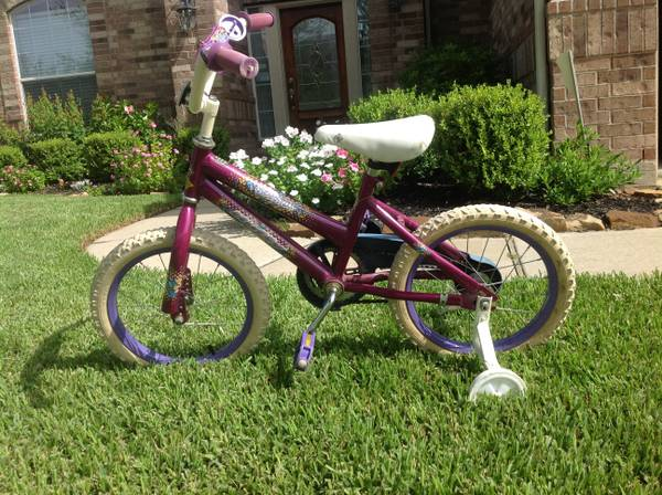Huffy sea star girls bike - $35 (Cypress Tx)