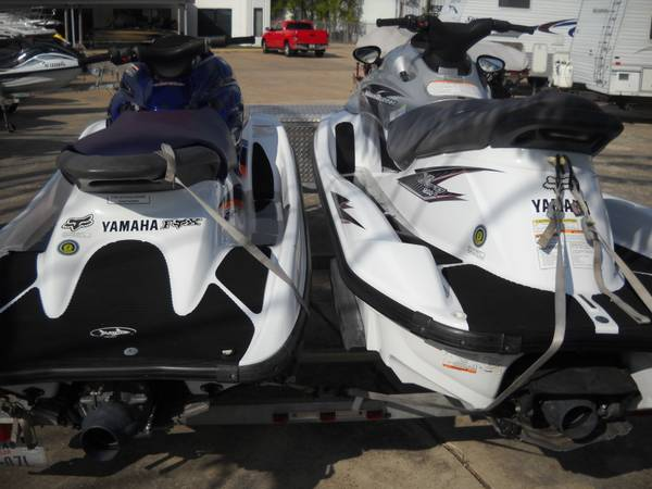 Used Yamaha Jet Skis For Sale In Texas