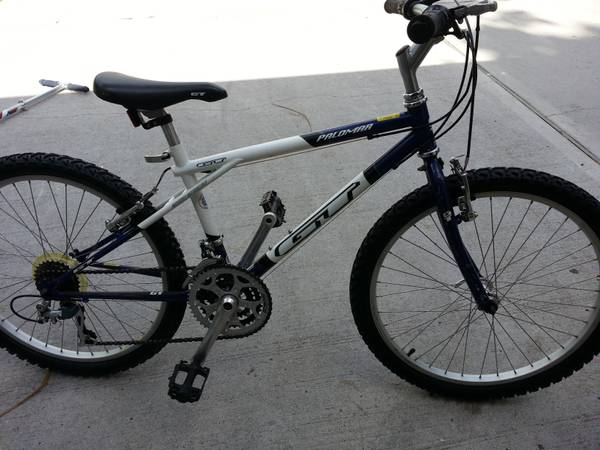 GT PALOMAR MOUNTAIN BIKE - $75 (Houston)