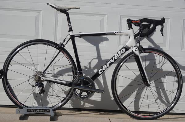 Cervelo R3SL w Dura Ace 7900 Components - Mint - x00242700 (Canyon Lake, Tx )