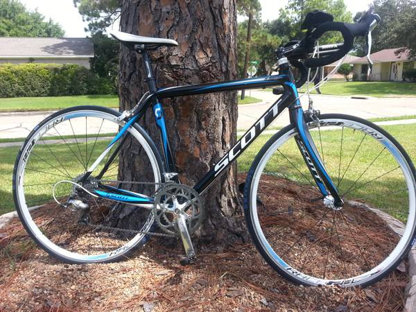 2011 Scott S30 Speedster (size 54) - $615 (League City, Tx)