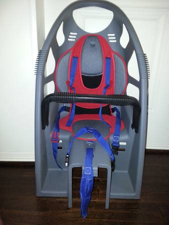 Bell Cocoon Child Mounted Carrier - $70 (Sugar Land)