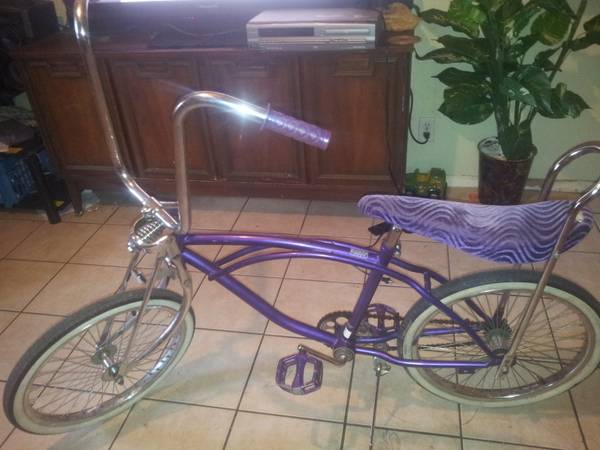 lowrider bicycle - $130 (sw)