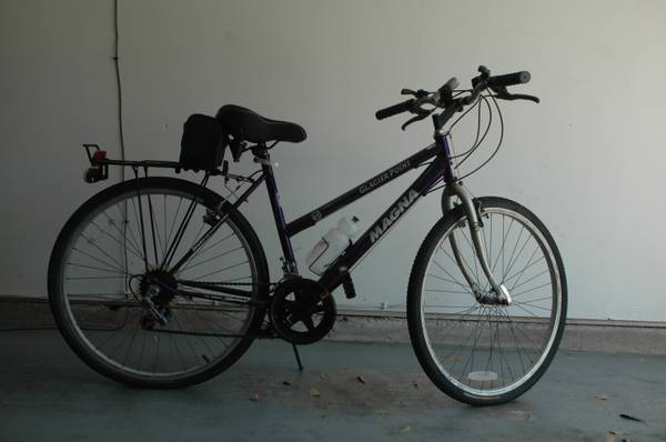 26 Magna Ladies bike 12-speed - x002460 (Pasadena)