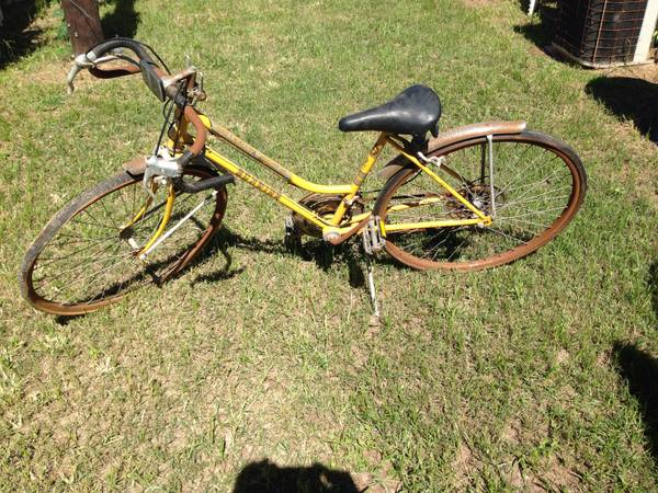 Vintage schwinn sport 10 speed - x002440 (Houston tx)