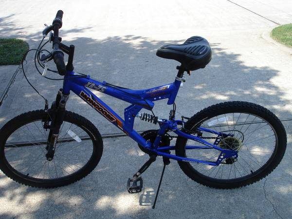 Mongoose XR-75 24 21-Speed Mountain Bike - $65 (Friendswood)