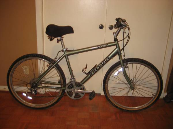 21 speed raleigh sc30 - $115 (i-45 and almeda mall area)