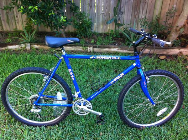 Fuji Mountain Bike - $135 (N. Houston)