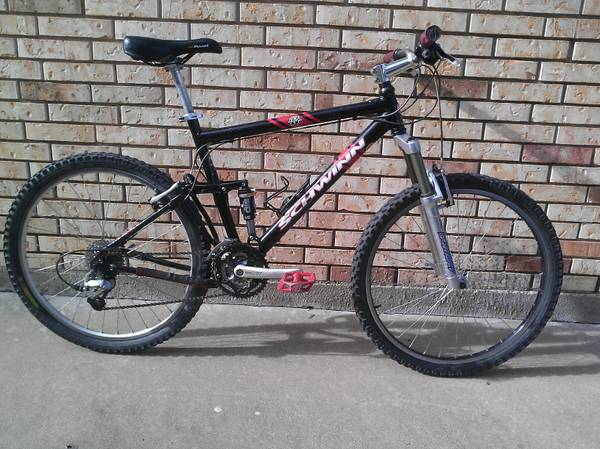 Schwinn Rocket 88 Full Suspension MTB, XT, SID, BOMBER, ECT. - $390 (Houston)
