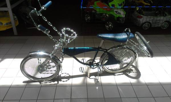 Custom Lowrider Bike - $900 (humble tx)