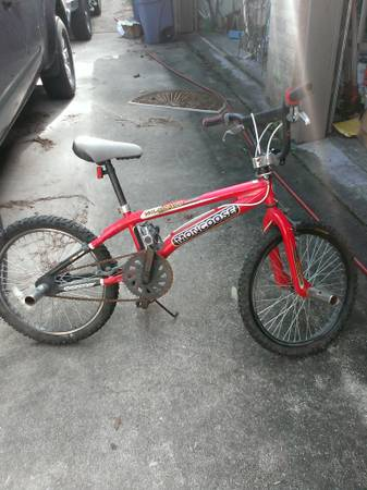 Mongoose Wildcard Boys Bicycle - $75 (Crosby)
