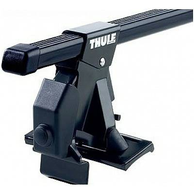 Thule Roof Rack - 50 Load Bars and Foot Pack - $125 (Cleveland)