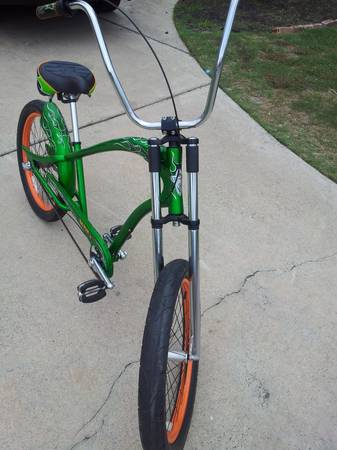 Electra Rat Fink Cruiser - $675 (Galveston)