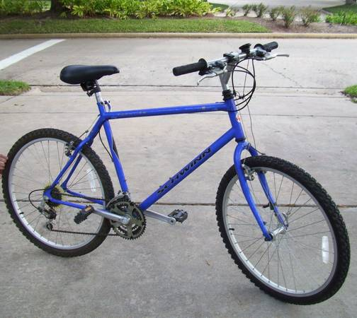21 Speed - SCHWINN - MOUNTAIN BIKE - $100 (Missouri CitySugar LandKaty)