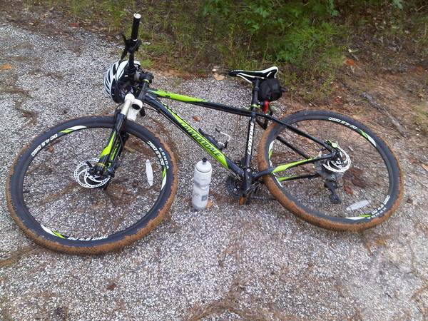 WTT My Cannondale 29er SL4 HT and CAAD10 105 58cm for a FS MTB - $2200 (Spring, TX)