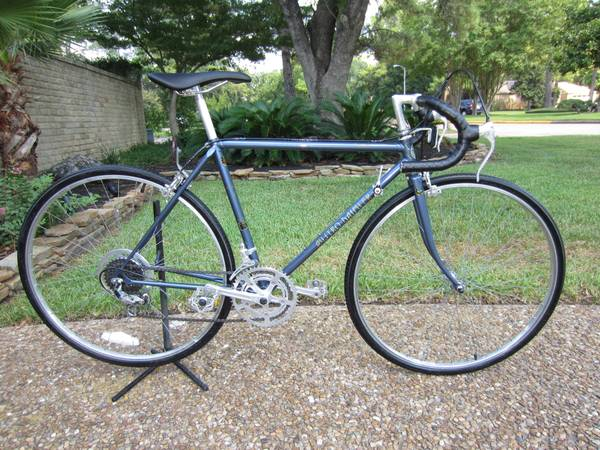 AUSTRO DAIMLER PUCH ROAD BIKE 50.8CM A MUST SEE ROAD BIKE  - $395 (NW HOUSTON)
