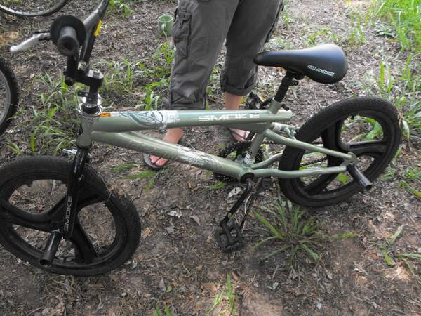 smoke ozone 500 BMX bike - $50 (TomballKlein)