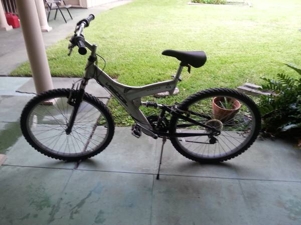 Bicycle VERTICAL PK7 Aluminum - $75 (San Felipe -Voss)