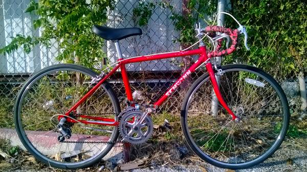 schwinn caliente road bike - $150 (houston tx)