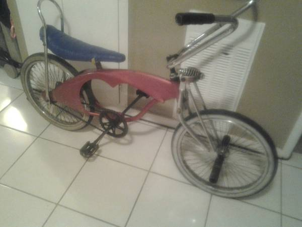 Lowrider Bike - $70 (Ns Houston)