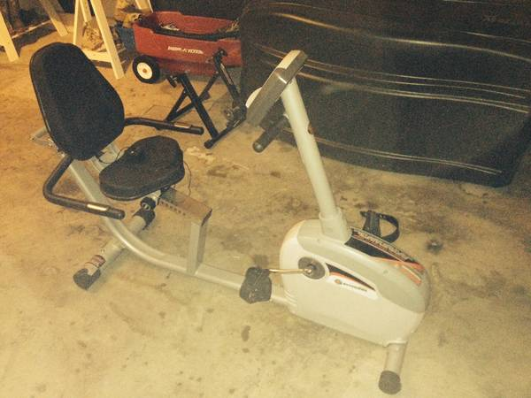Schwinn Recumbent 220 Biodyne - $200 (The Woodlands )