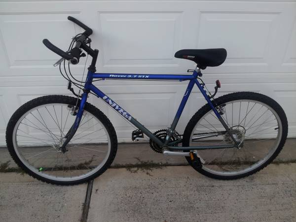 9668 Univega Rover mountain bike 26quot Trail Commuter 9658 - $120 (The woodlands)