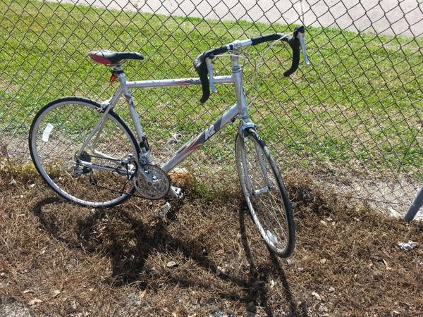 Road Bike 4sale - $125 (Missouri City)