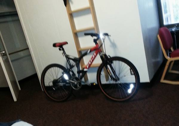 Fuji Discovery mountain bike - $100