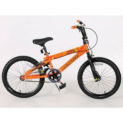 Boys AVIGO 20 Striker X BMX Orange Bicycle - $60 (Barker Cypress529)