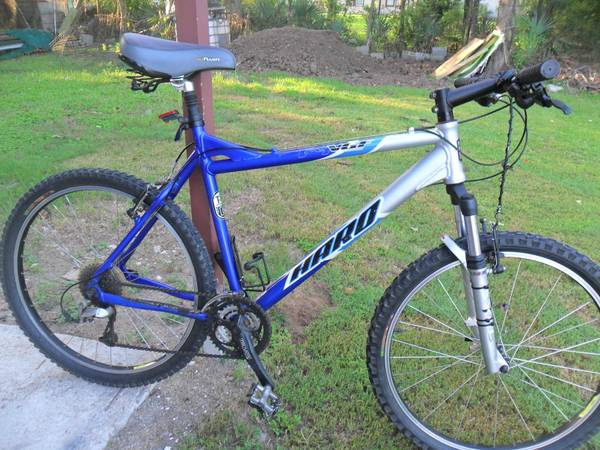 HARO V-4 VFG MOUNTAIN BIKE - $225 (north loop)