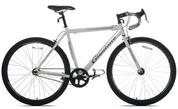 Giordano Rapido Single Speed Road Bike - $200 (Houston, TX)