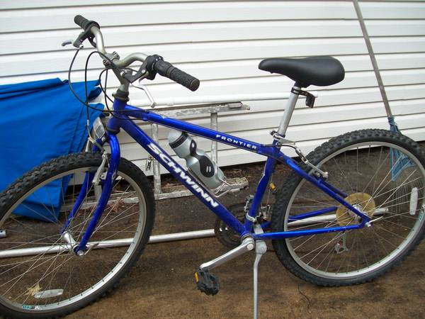 Schwinn Mountain Bike-Frontier-Nice Bike - $70 (Central)