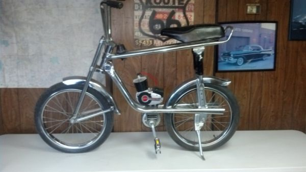 1964 Mattel Stallion Bicycle, Excellent Condition, All Original - $495 (Hwy 6 S and Memorial Dr.)