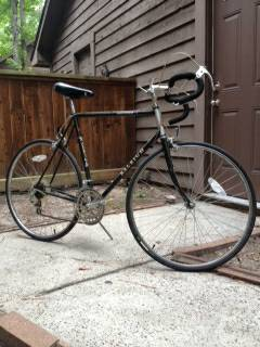 Classic Road Bike - Vintage Bicycle - Raleigh Capri - $160 (North Houston)