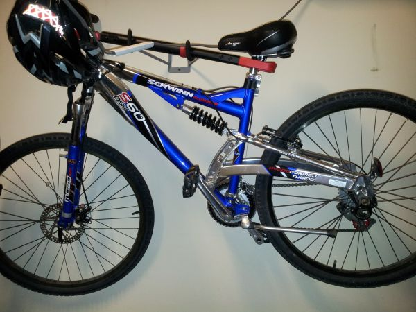 schwinn s60 dsx mountain bike - $180 (s.w)