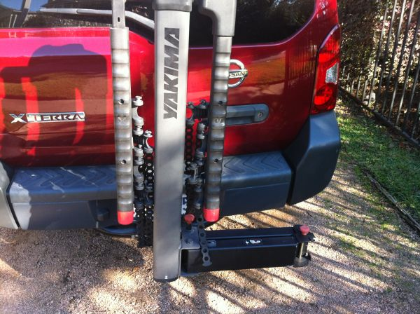 Yakima Swing Daddy Bike rack - $300 (Heights Area)