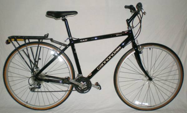CANNONDALE H300 21 Speed RIGID Hybrid Bicycle Comfort Bike 18 Frame - $250 (DOwntown Houston)