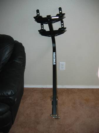 YAKIMA ROC 2 BIKE RACK CLASS 3 1.25 HITCH MOUNTED 2 BIKE CARRIER - $100 (NW HOUSTON (CYPRESS))