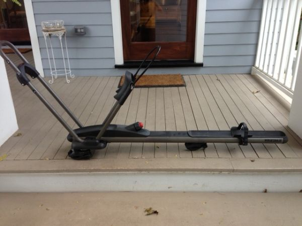 Yakima Highroller roof bike rack - $50 (Heights)