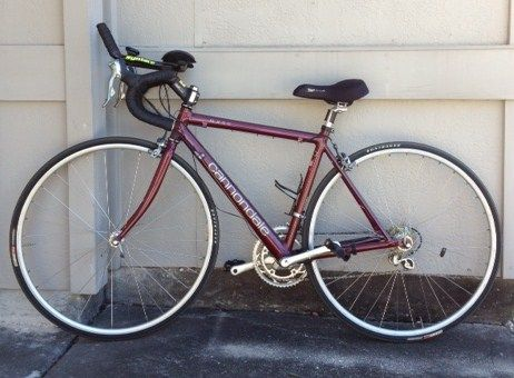 Cannondale R900 Road Bike - $400 (Kingwood)