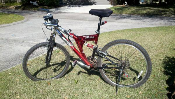 Mongoose Aluminum XR 100 - $150 (The Woodlands, TX)