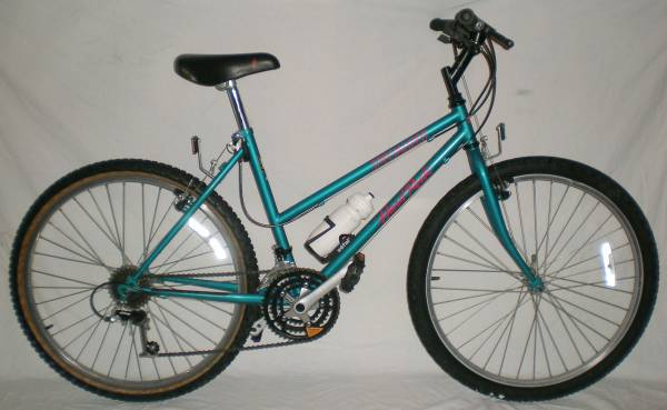 Ladies Womens SPECIALIZED Hardrock 21 SPD RIGID Bike Mountain Bicycle - $150 (Downtown Houston)