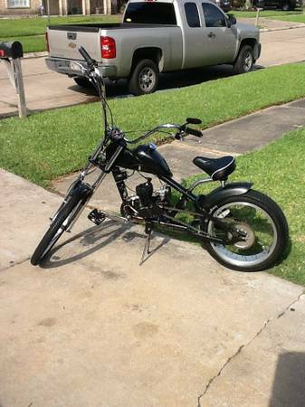 motorized occ stingray chopper - $1000