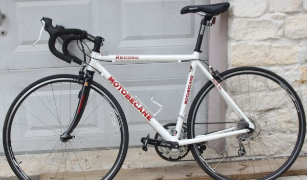 Motobecane Record 7005-AL 21 Mens Road Bike-BARELY USED-GREAT COND. - $425 (Tomball)