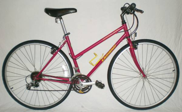 Ladies Womens Specialized Crossroads 21SPD Hybrid Comfort Bike Bicycle - $200 (Downtown Houston)
